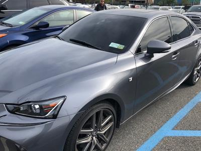 2017 Lexus IS 300 F Sport lease in Brooklyn,NY - Swapalease.com