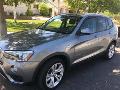 2016 BMW X3 lease in west hills,CA - Swapalease.com
