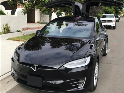2016 Tesla Model X lease in Coronado,CA - Swapalease.com