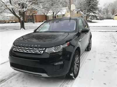 2018 Land Rover Discovery Sport lease in Lansing,MI - Swapalease.com