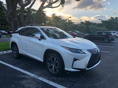 2016 Lexus Rx 350 Lease In Miami Fl Swapalease