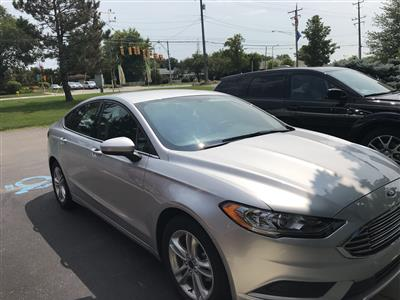 2018 Ford Fusion lease in Sterling Heights,MI - Swapalease.com