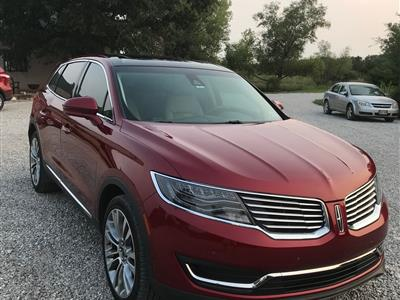 2016 Lincoln MKX lease in Valley Center,KS - Swapalease.com