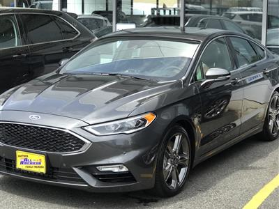 2017 Ford Fusion lease in Clifton,NJ - Swapalease.com