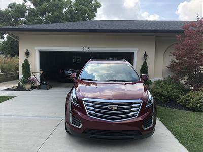 2017 Cadillac XT5 lease in Owosso,MI - Swapalease.com
