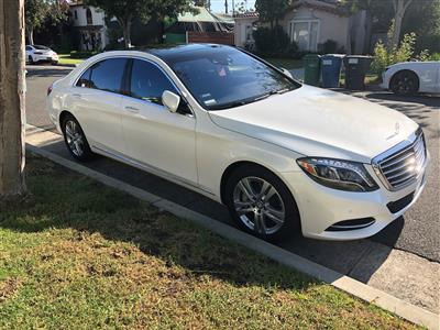 2017 Mercedes-Benz S-Class lease in Beverly Hills,CA - Swapalease.com