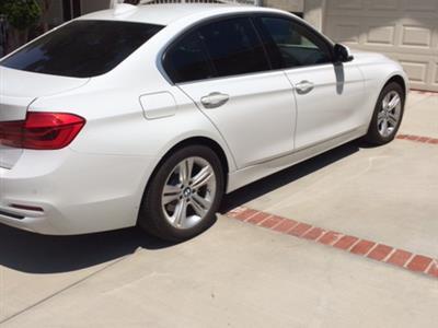 2017 BMW 3 Series lease in Los Angeles,CA - Swapalease.com