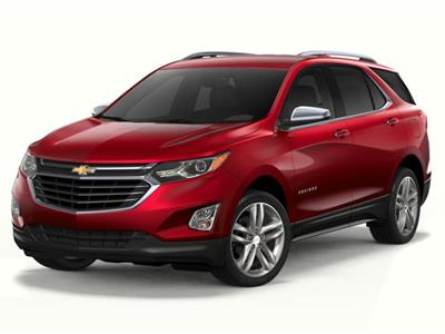 2018 Chevrolet Equinox lease in Wooster,OH - Swapalease.com