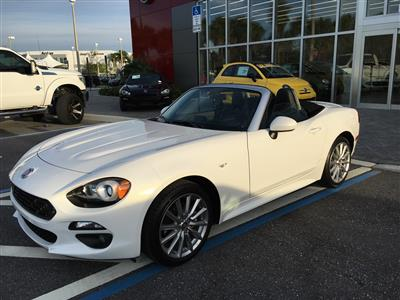 2017 Fiat 124 Spider lease in Palm City,FL - Swapalease.com