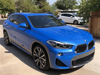 2018 BMW X2 lease in San Diego,CA - Swapalease.com