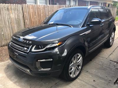 2017 Land Rover Range Rover Evoque lease in TAMPA,FL - Swapalease.com