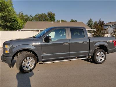 2017 Ford F-150 lease in American Fork,UT - Swapalease.com
