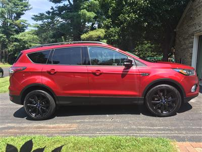 2017 Ford Escape lease in Mclean,VA - Swapalease.com