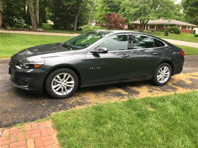 2018 Chevrolet Malibu lease in Xenia,OH - Swapalease.com
