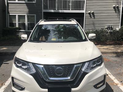2017 Nissan Rogue lease in Columbia,MD - Swapalease.com