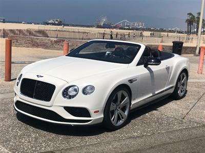2016 Bentley Continental  GTC V8 S lease in Los Angeles,CA - Swapalease.com