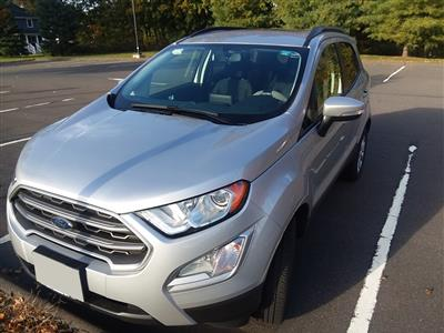 Ford Lease Deals Ct >> 2018 Ford Ecosport