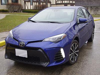 2017 Toyota Corolla lease in Austin,TX - Swapalease.com