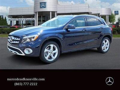 2018 Mercedes-Benz GLA SUV lease in Knoxville,TN - Swapalease.com