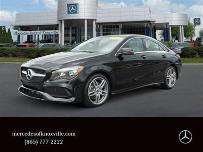 2018 Mercedes-Benz CLA Coupe lease in Knoxville,TN - Swapalease.com