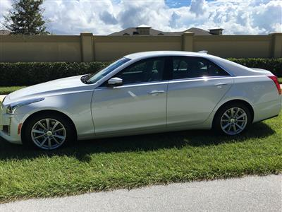 2017 Cadillac CTS lease in Port St Lucie,FL - Swapalease.com