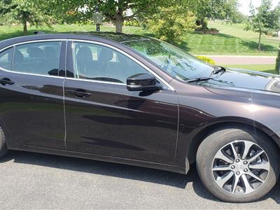 2017 Acura TLX lease in Collegeville,PA - Swapalease.com