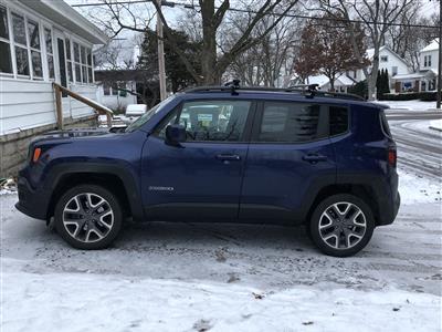 2016 Jeep Renegade lease in Grandville,MI - Swapalease.com