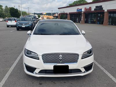 2018 Lincoln MKZ lease in Milford,OH - Swapalease.com
