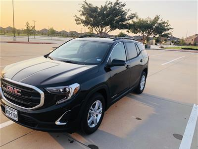 2018 GMC Terrain lease in Frisco,TX - Swapalease.com