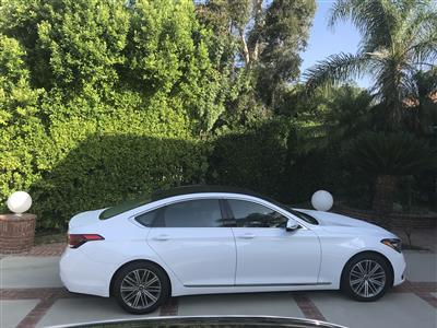 2018 Genesis G80 lease in Playa Del Rey,CA - Swapalease.com