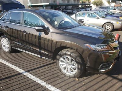 2017 Acura RDX lease in Emeryville,CA - Swapalease.com
