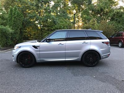 2017 Land Rover Range Rover Sport lease in New York,NY - Swapalease.com