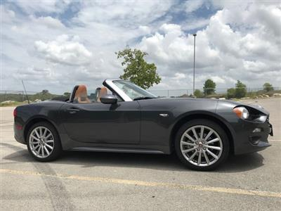 2017 Fiat 124 Spider lease in Austin,TX - Swapalease.com