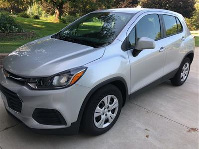 2017 Chevrolet Trax lease in Hugo ,MN - Swapalease.com