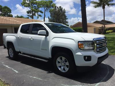 2016 GMC Canyon lease in Palm Beach Gardens,FL - Swapalease.com