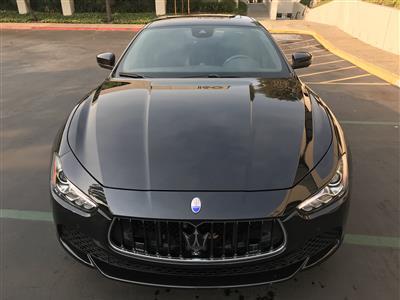 2017 Maserati Ghibli lease in Newport Coast,CA - Swapalease.com