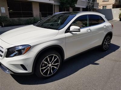 2017 Mercedes-Benz GLA SUV lease in Torrance,CA - Swapalease.com