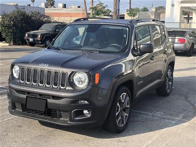 2016 Jeep Renegade lease in Venice,CA - Swapalease.com