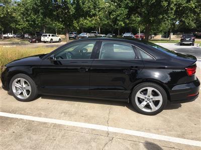 2018 Audi A3 lease in Frisco,TX - Swapalease.com