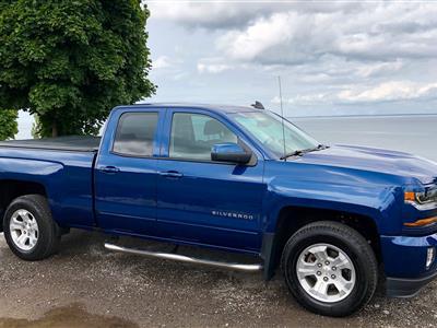 2017 Chevrolet Silverado 1500 lease in Blasdell,NY - Swapalease.com