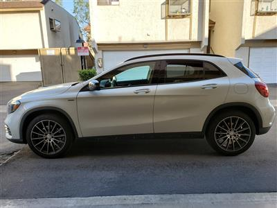 2018 Mercedes-Benz GLA SUV lease in Orange,CA - Swapalease.com