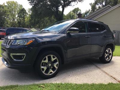 2017 Jeep Compass lease in Summerville,SC - Swapalease.com