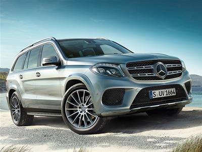 2017 Mercedes-Benz GLS-Class lease in Beachwood,OH - Swapalease.com