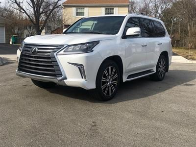 2018 Lexus LX 570 lease in Deerfield,IL - Swapalease.com