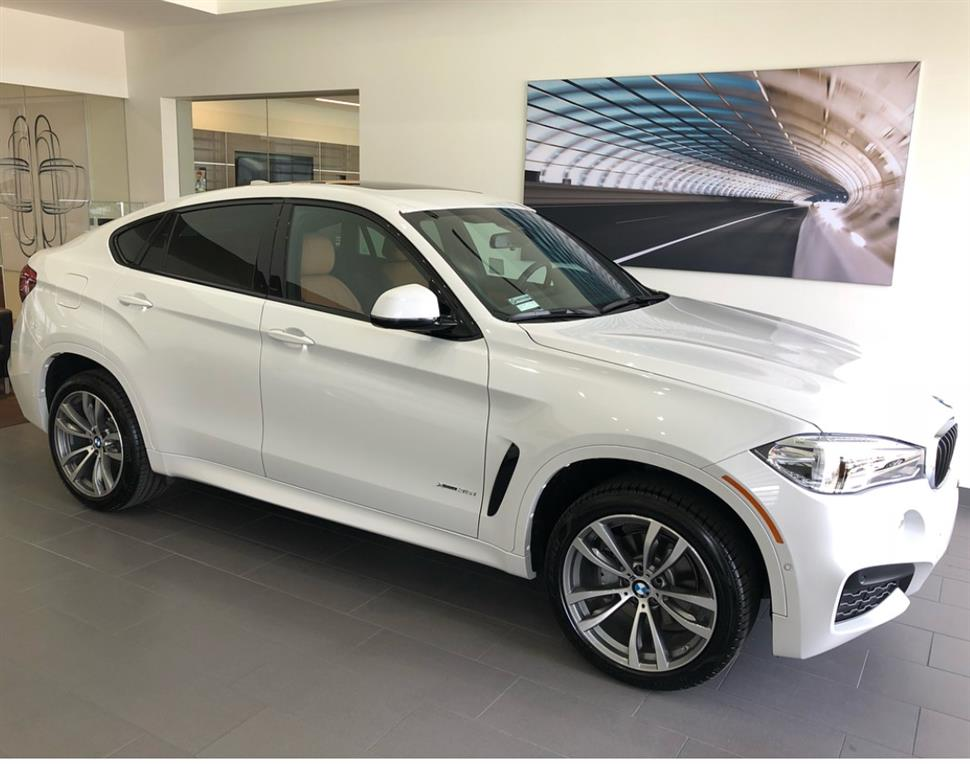 2018 Bmw X6 Lease In Irvine Ca