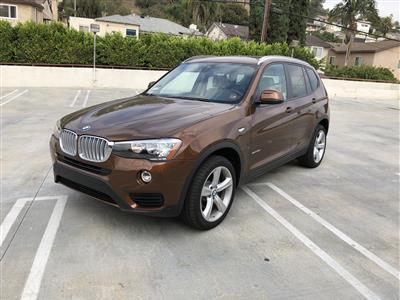 2017 BMW X3 lease in Monterey Park,CA - Swapalease.com