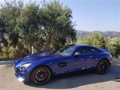 2016 Mercedes-Benz AMG GT lease in Los Angeles,CA - Swapalease.com