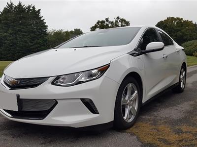 2016 Chevrolet Volt lease in Washington,DC - Swapalease.com