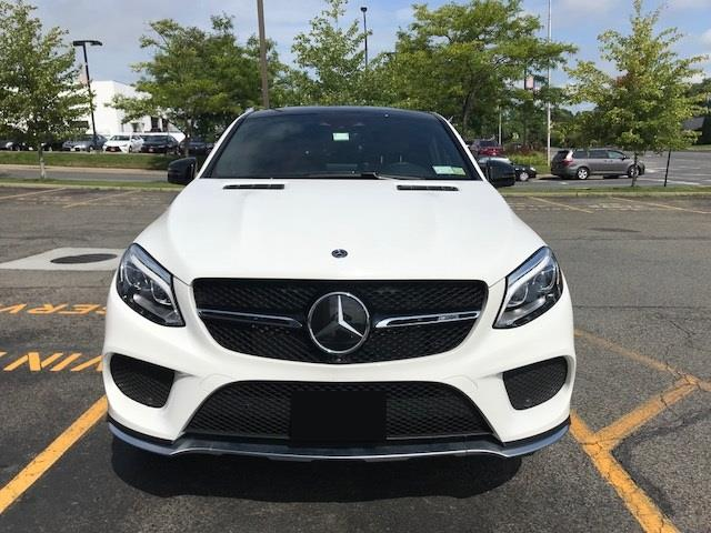 2018 Mercedes Benz GLE Class Coupe