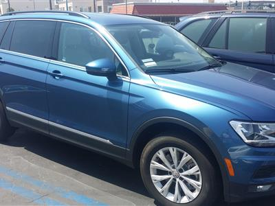 2018 Volkswagen Tiguan lease in Atwood,CA - Swapalease.com